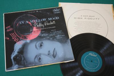 Bobby Hackett - In A Mellow Mood - Top Stav - Original USA - 1955! LP