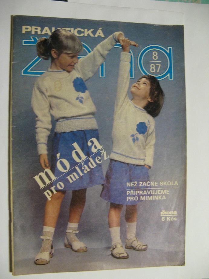 Praktická žena - č.8 /87 - Časopisy