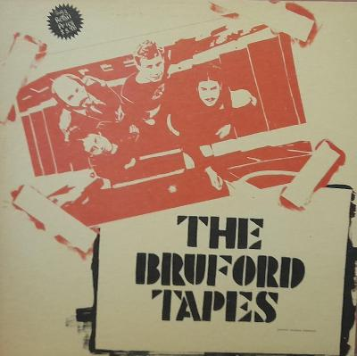 LP BRUFORD-THE BRUFORD TAPES