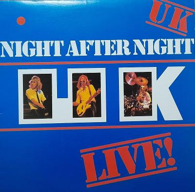 UK-NIGHT AFTER NIGHT-LIVE
