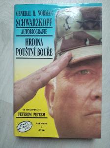 generál H. Norman Schwarzkopf - Hrdina pouštní bouře / autobiografie