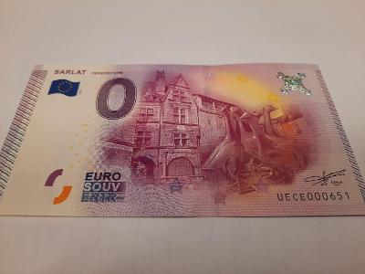 0 euro FRANCIE 2015 - CHYBOTISK SARLAT 6 HUS !!! RARITA !!!