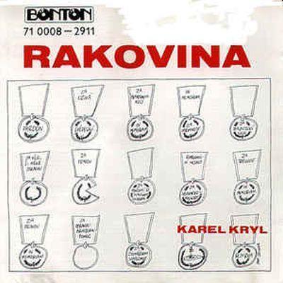 CD Karel Kryl – Rakovina