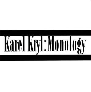 CD Karel Kryl – Monology