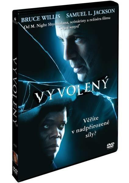 VYVOLENÝ (DVD)  - Film