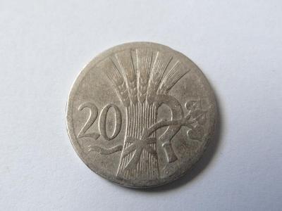 20 haléř 1927