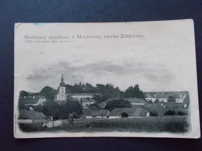 Zlín Kroměříž  Zdounky Morkovice DA