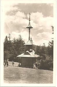 PUSTEVNY - zvonička - Beskydy - Vsetín