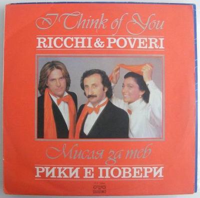 LP Ricchi e Povery - I Think Of You