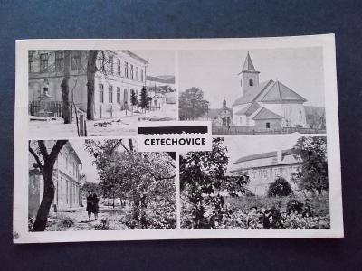 Zlín Kroměříž Koryčany Cetechovice farář Roštín