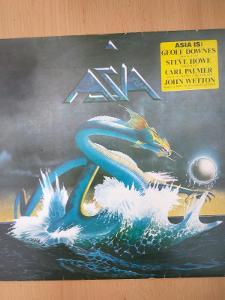 LP, Vinyl Asia