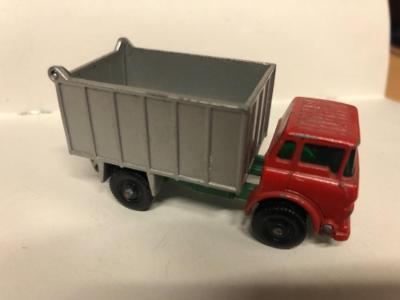 Matchbox RW 26c GMC  Tipper Truck