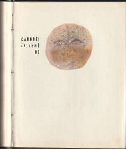 L. Frank Baum: Čaroděj ze země Oz, ilus. A. Karásek, 1. vydání, 1962