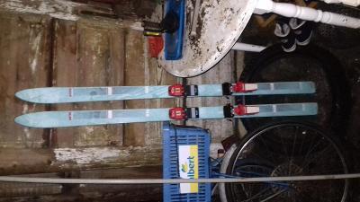 Sjezdové lyže starší Artis SL 616 158cm