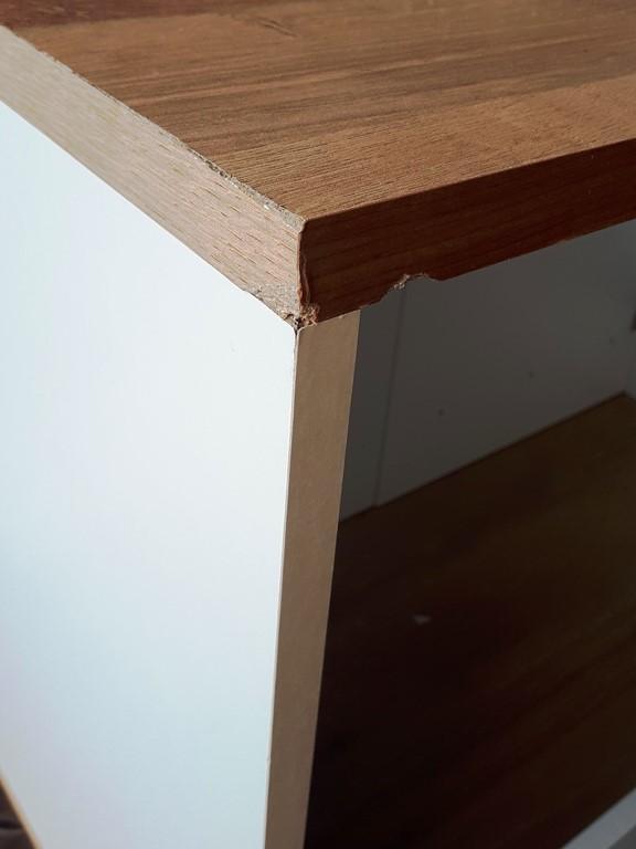 Skříňka pod umyvadlo BJERKA (20686B) - Nábytek