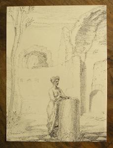 Švabinský - Orig. litografie - (L35)