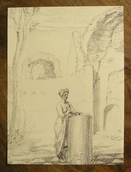 Švabinský - Orig. litografie - (L35) - Starožitnosti
