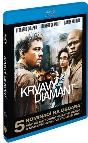 Krvavý diamant - Blu-ray
