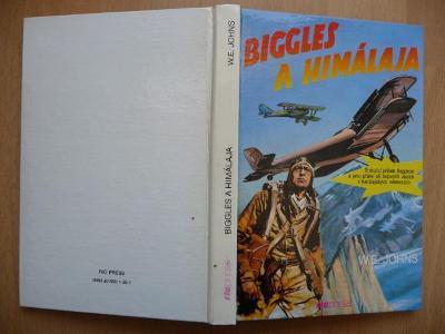 Biggles a Himálaja - William Earl Johns - RIOPRESS 1993