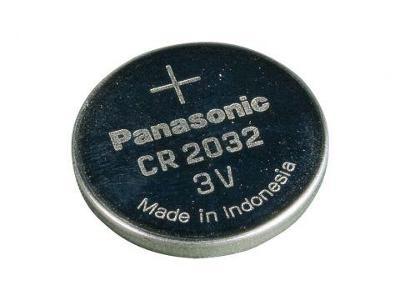 Knoflíková baterie CR2032 Panasonic