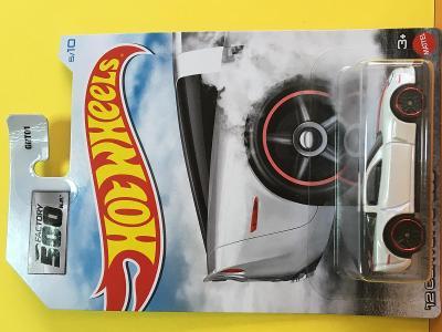 '12 Corvette ZO6 - Hot Wheels - Factory 500HP - 5/10 (E25-B5)