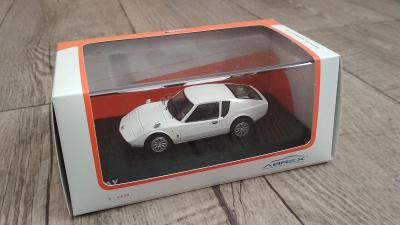 Abrex ÚVMV GT (1970) 1:43 - VERZE 01 (ne Ites, Kaden, KDN)