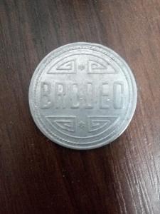 Schwarzenberg-Chmelová známka-BRODEC