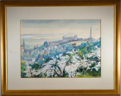 Obraz Bratislava --- Eugen Lehotsky (1909 - 1970)