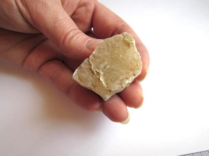 ARAGONIT - DOBRČICE      ČR.     (AM 38) - Minerály a zkameněliny
