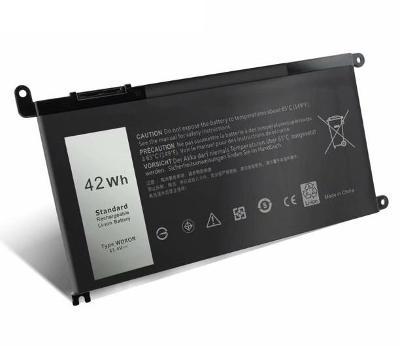 baterie WDX0R pro notebooky DELL řady Inspiron, Latitude a Vostro