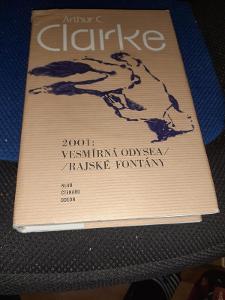 A.C. Ckarke 2001: Vesmírná odysea : Rajské fontány 1982