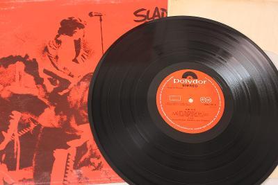 Slade – Slade Alive! LP 1972 vinyl UK 1.press super stav EX+