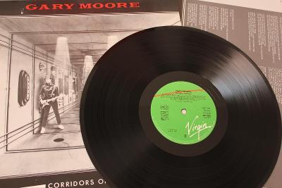 Gary Moore – Corridors Of Power LP 1982 vinyl 1.press super stav EX+