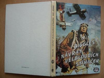 Biggles - Návrat velbloudích stíhaček - William Earl Johns - 1992