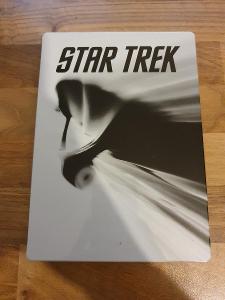 Star Trek 2009 DVD STEELBOOK