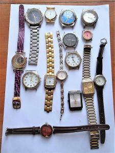 Náramkové hodinky Quartz*2-647
