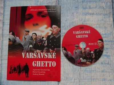 1Kč Varšavské ghetto (2005) DVD