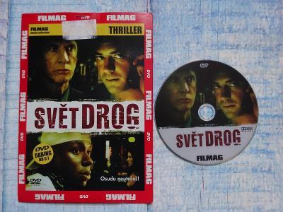 1Kč Svět drog (2006) USA DVD Drama thriller