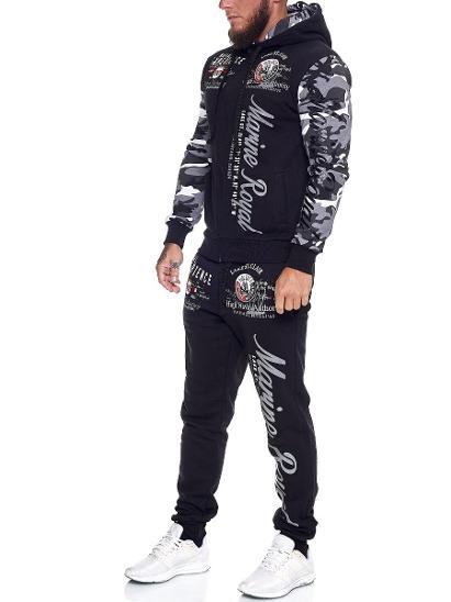 PÁNSKÁ SPORTOVNÍ TEPLÁKOVÁ SOUPRAVA OneRedox vel:XL - Pánské oblečení