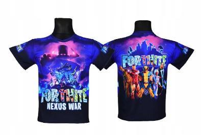 Tričko FORTNITE = NEXUS WAR = F14