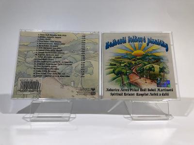 CD - Nejhezší folkové písničky