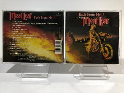 CD - MEAT LOAF - Back From Hell! - The Very Best Of