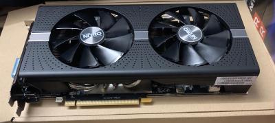 AMD RX 580 Nitro 4Gb, plně funkční, záruka, GK