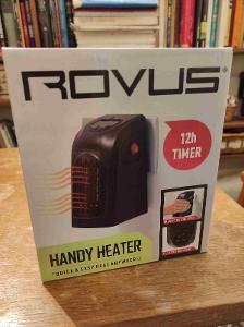Přenosný tepelný ventilátor ROVUS