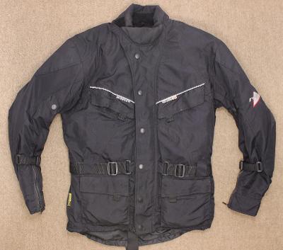 pánská textilní motorkářská bunda ROLEFF vel. S/46 #529