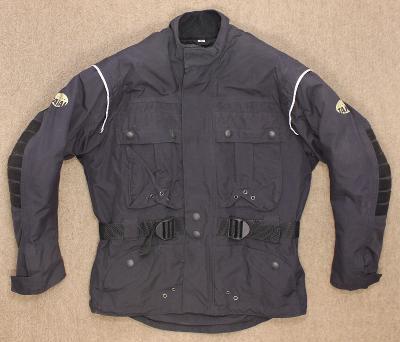 pánská textilní motorkářská bunda HEIN GERICKE vel. S/46 #775