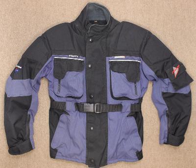 pánská textilní motorkářská bunda ROLEFF vel. M/50 #527