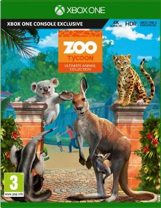Hra na XBOX ONE - Zoo Tycoon Ultimate Animal Collection - pro malé dět