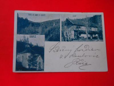 SV.ANNA SKUTEČ CHRUDIM DA 1899
