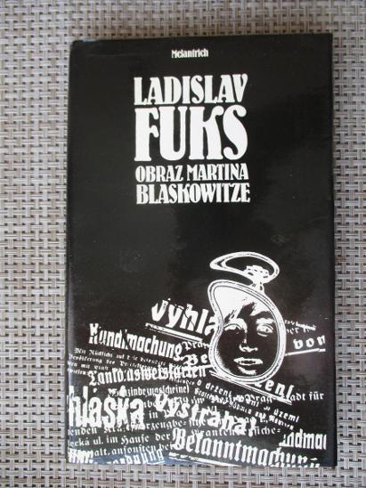 Fuks Ladislav  - Obraz Martina Blaskowitze - Knihy